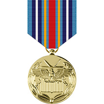 Global War on Terrorism Expeditionary Anodized Medal