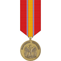 National Defense Mini Medal