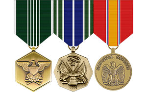 Military Medals Rack Builder